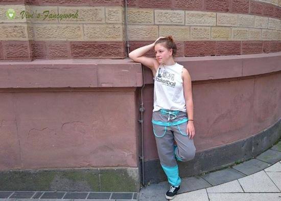 Foto zu Schnittmuster Big Pocket Legs von MoiraLita