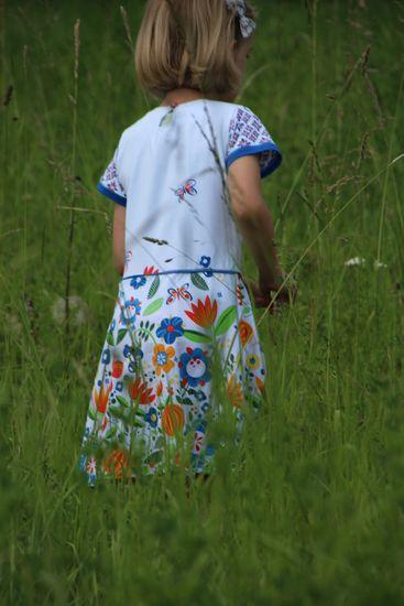 Schnittmuster Basic Winterkleid von ki-ba-doo