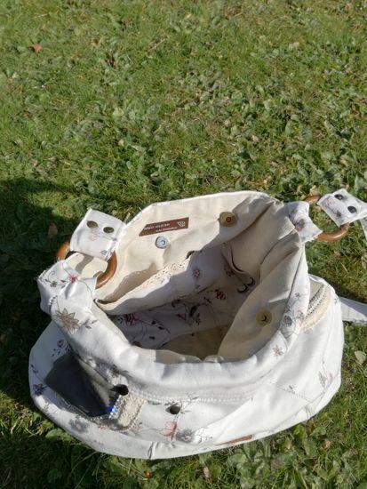 Produktfoto für Schnittmuster Ballonessa Bag von Elsterglück