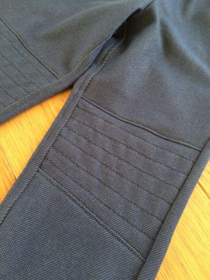 Foto zu Schnittmuster Kinderhose Steppo von textilsucht