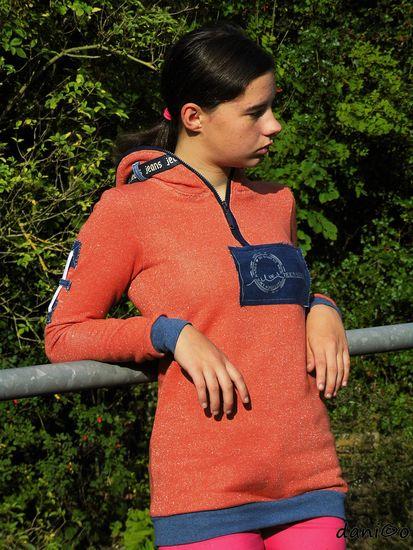 Produktfoto für Schnittmuster BeeMyChoice Girl von BeeKiddi
