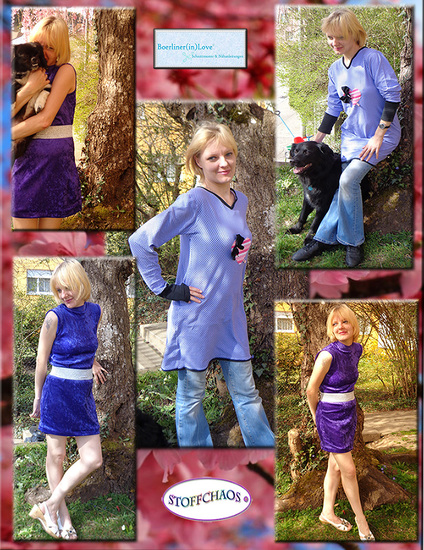 Foto zu Schnittmuster Longshirt & Kleid von Boerlinerin