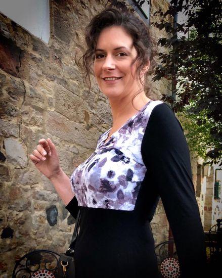 Produktfoto für Schnittmuster Kleid/Shirt Lisboa von SchnittmusterLounge