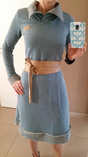 Produktfoto für Schnittmuster Lillesol women No.13 Winterkombi Kleid & Shirt von Lillesol & Pelle