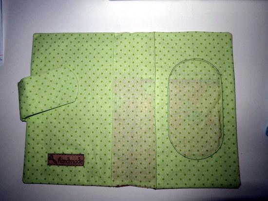Produktfoto für Schnittmuster Windeltasche von O'Malleys Sticheleien