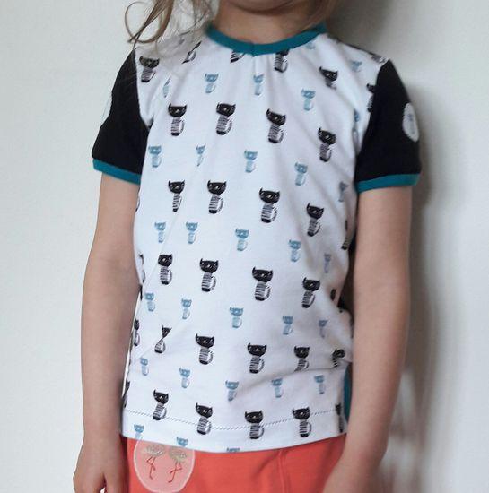 Foto zu Schnittmuster #10 Whales & Tigers von Ottobre Design