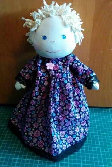 Produktfoto für Schnittmuster 7469 Puppenkleider von Burda