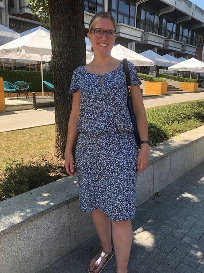 Produktfoto für Schnittmuster Kleid Gitte von Schnittmuster Berlin