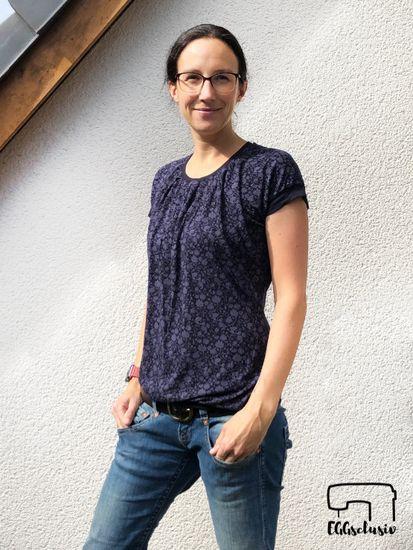 Foto zu Schnittmuster Shirt Santa Barbara von Pech & Schwefel