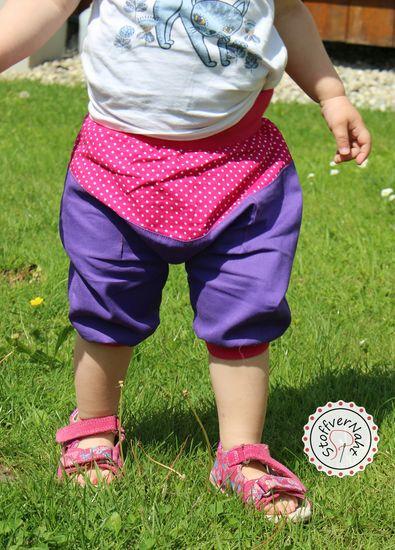 Produktfoto für Schnittmuster Babyhose Fritz von FrleinFaden