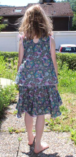 Produktfoto für Schnittmuster #14 Meadow Flowers von Ottobre Design