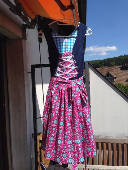 Schnittmuster Anna von Mondbresal als e-book für Damen in den Kategorien Kleid, Oberteil