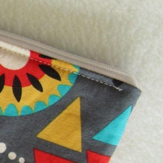 Schnittmuster Endlosreißverschluss-Tasche von stoffbreite als e-book in Kategorie Taschen