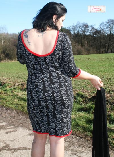 Produktfoto für Schnittmuster Winter Dress von sewera