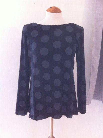 Produktfoto für Schnittmuster Shirt Alva von EvLi's Needle