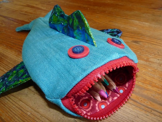 Foto zu Schnittmuster Haimäppchen von Caluna Design