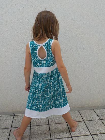 Foto zu Schnittmuster Little Sun-Day-Dress von Paulina näht