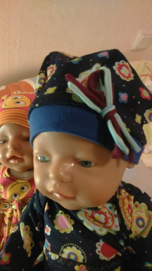 Foto zu Schnittmuster Puppenträume von heidimade