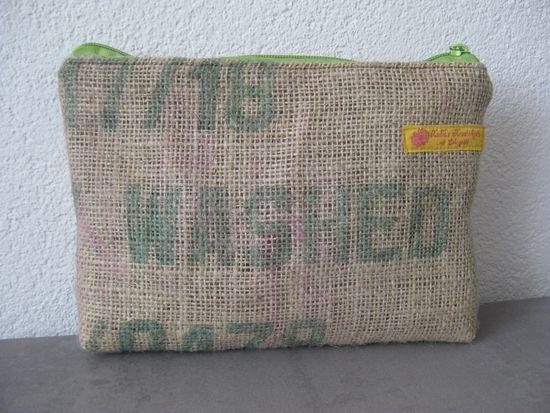 """Produktfoto für Schnittmuster Kosmetik-Tasche """"Lotta"""" von shesmile"""