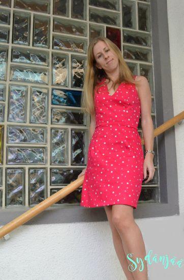 Produktfoto für Schnittmuster The Dress to Impress von sewera