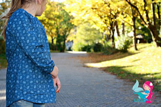 Produktfoto für Schnittmuster Fennja Kinder von Fadenkäfer