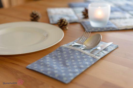 Produktfoto für Schnittmuster Bestecktasche Chloé von modage