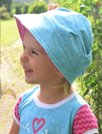 Produktfoto für Schnittmuster Retrohut Sofia von AmElina Träumelie
