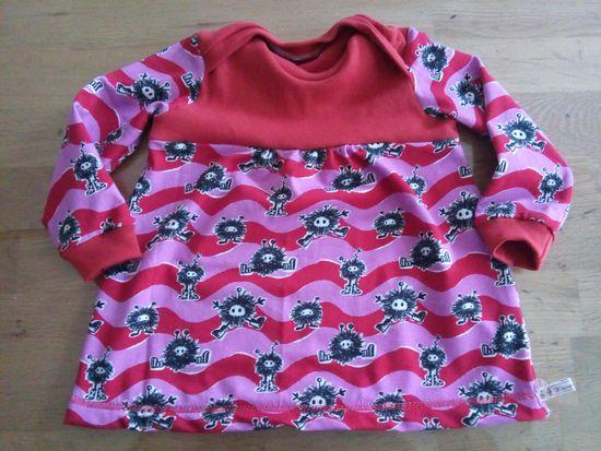 Schnittmuster #03 Classic Stripes von Ottobre Design als Papierschnitt für Babies, Mädchen in Kategorie Kleid (62–92)