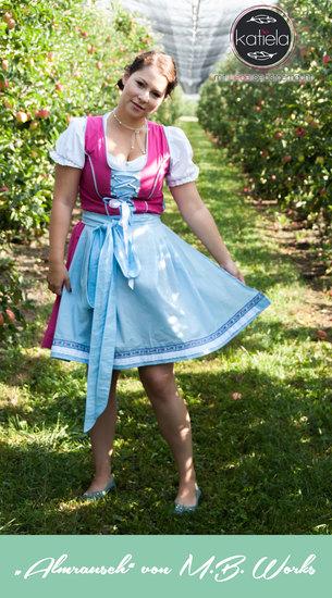 Produktfoto für Schnittmuster Almrausch Lady von M.B.Work's