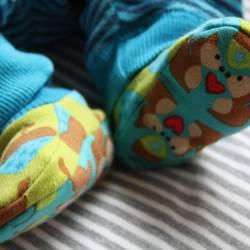 Foto zu Schnittmuster Tippy Toes 2.0 von Am liebsten Sorgenfrei