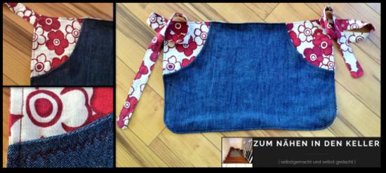Produktfoto für Schnittmuster Wäscheklammerschürze von Brummdinchen