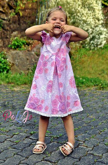 Foto für Schnittmuster Kleid Alwa von Bunte Nähigkeiten