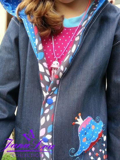 Produktfoto für Schnittmuster Cardigan Momo 2.0 von Knuddelmonster