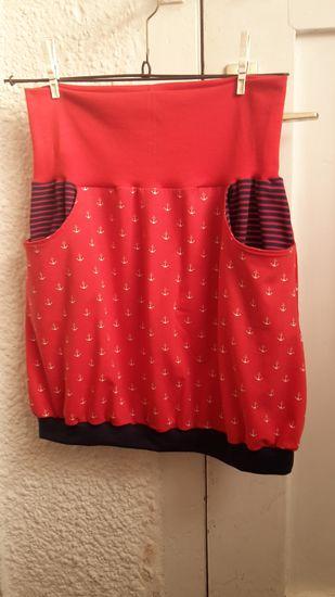 Produktfoto für Schnittmuster timtom WOMEN No.1 Ballonrock (Jane) von timtom