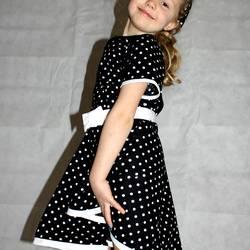 Foto zu Schnittmuster AnniNanni Mädchentraum von Anni Nanni