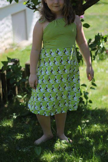 Produktfoto für Schnittmuster Summer Speedy von Frau Ninchen