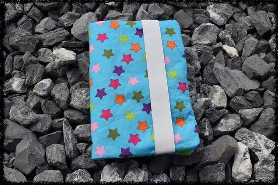Kostenloses Schnittmuster Little Nappy Bag - Windeltasche von Lin-Kim als e-book für Babies in Kategorie Taschen