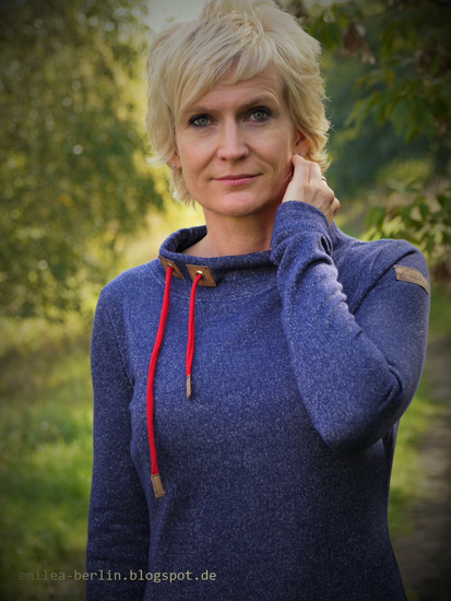 Schnittmuster Else von schneidernmeistern als e-book für Damen in Kategorie Kleid