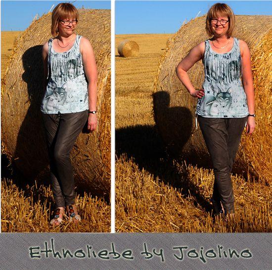 Foto zu Schnittmuster Ethnoliebe von jojolino