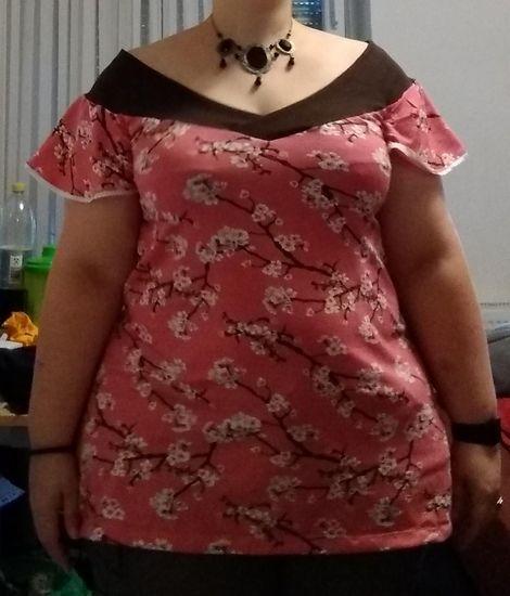 Produktfoto für Schnittmuster Niela's Verführung von PhiBobo's Zaubernadel