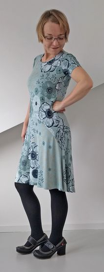 Produktfoto für Schnittmuster Kleid Suzan von susalabim