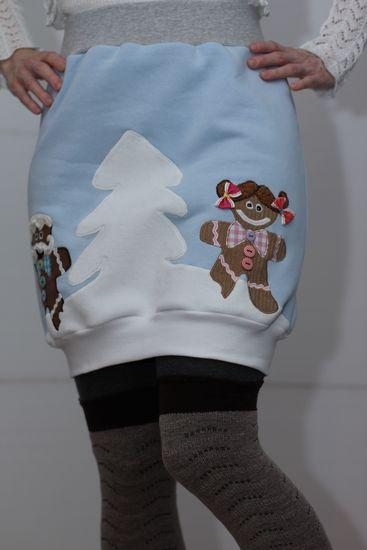 Produktfoto für Schnittmuster Joggingrock Etta von schneidernmeistern
