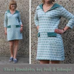 Foto zu Schnittmuster Kleid und Pullover Stockholm Damen von Pech & Schwefel