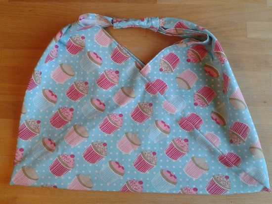 Produktfoto für Schnittmuster Origami-Bag von Christiane Colsman