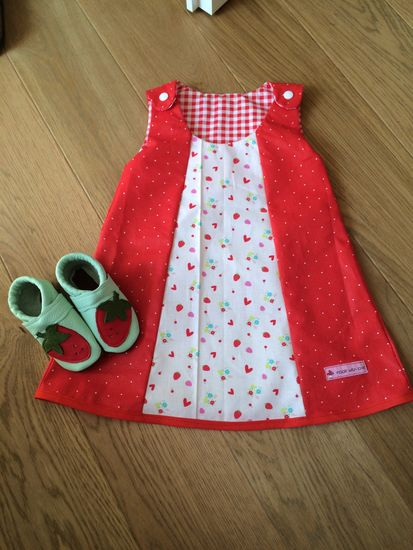 Foto zu Schnittmuster Selbermacher-Kleidchen von Alles für Selbermacher