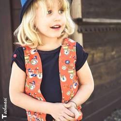 Foto zu Schnittmuster Little Jersey Shirt von Lin-Kim