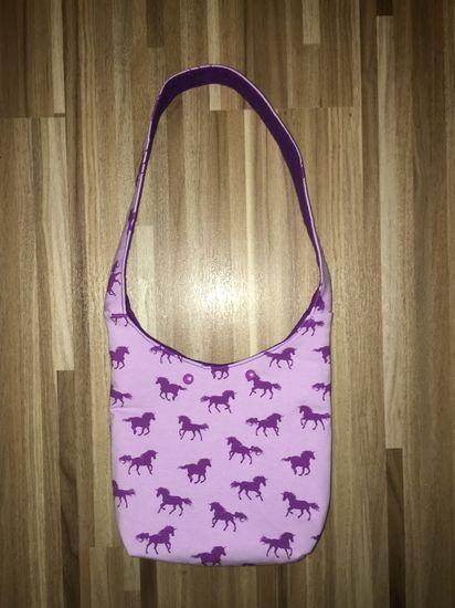 Produktfoto für Schnittmuster Jersey-Tasche Lexi von Lilexxleli