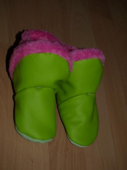 Produktfoto für Schnittmuster Stiefelchen von klimperklein