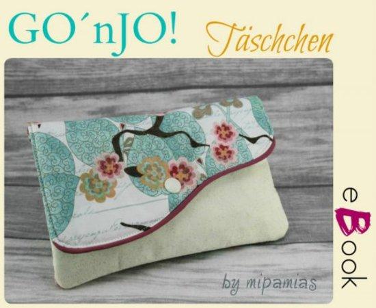 Produktfoto für Schnittmuster GO'nJO! Täschchen von mipamias
