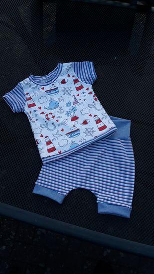 Produktfoto für Schnittmuster BoGi-Shirt von Annas Country